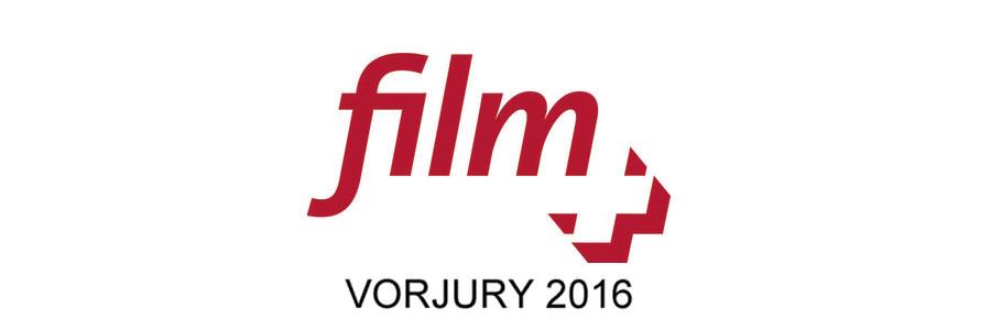 Vorjury-Mitglied 2016 beim Filmplus Montageforum