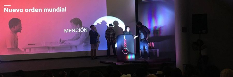 HACKING JUSTICE – special mention -in MEXICO