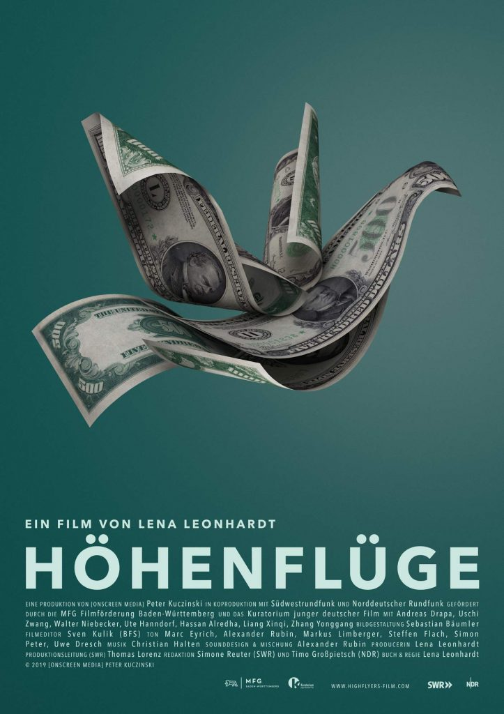 Poster HIGHFLYERS HÖHENFLÜGE